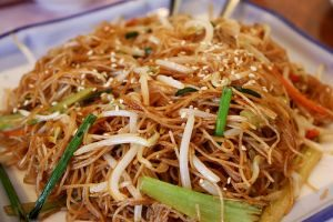 Cambodian food recipes fried rice noodles