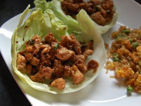 Cambodian food Recipes ginger chicken